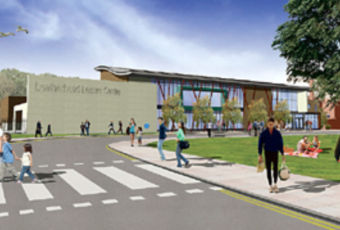 Leatherhead Leisure Centre Changing Rooms